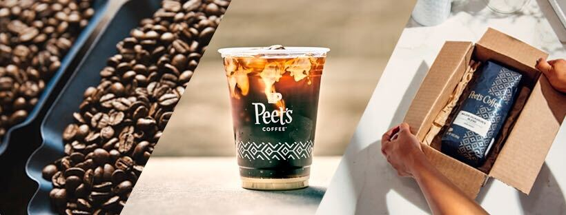 The coffee Peet's Coffee & Tea