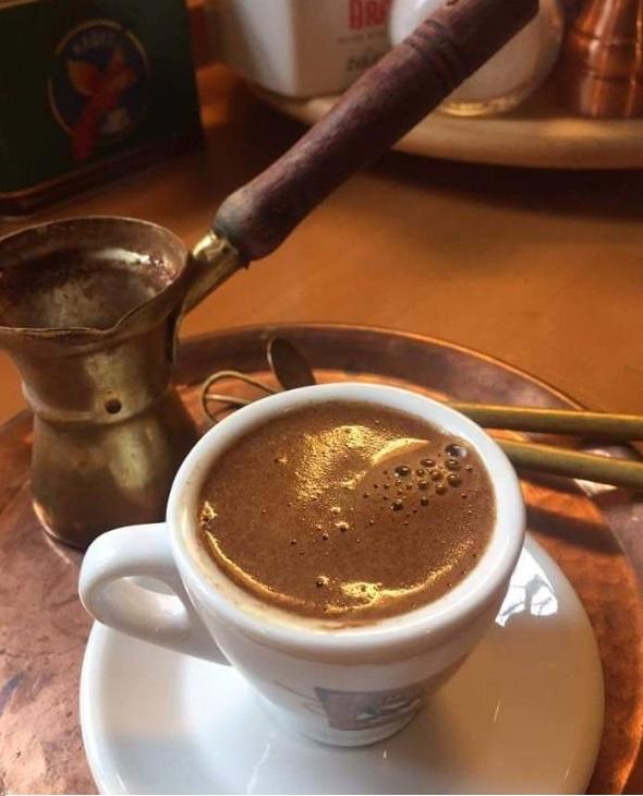 Authentic Greek Coffee