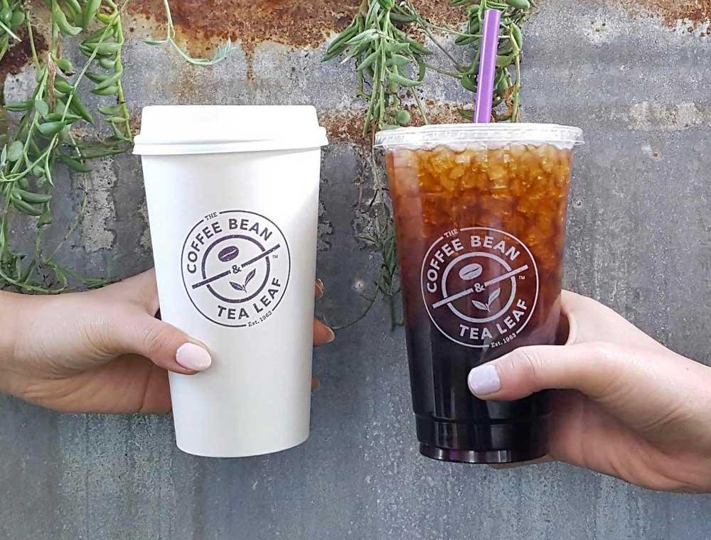 Best Coffee Drinks at Coffee Bean and Tea Leaf