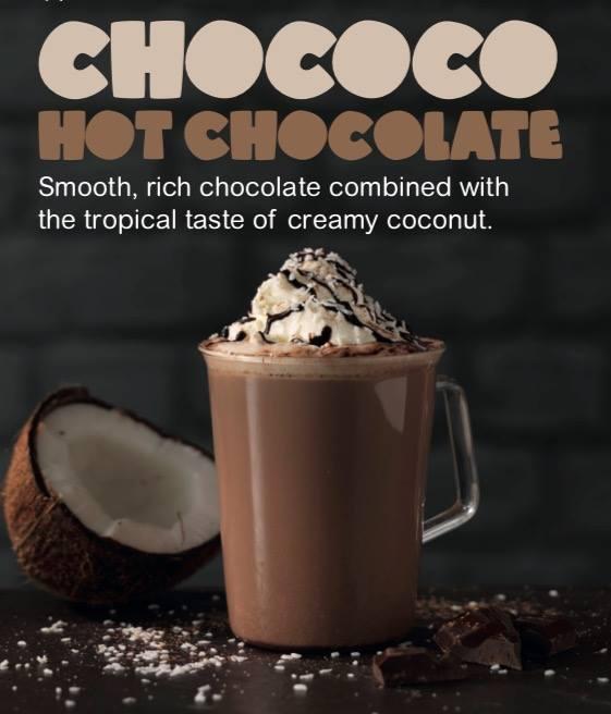 Chocolate Mocha Effortless