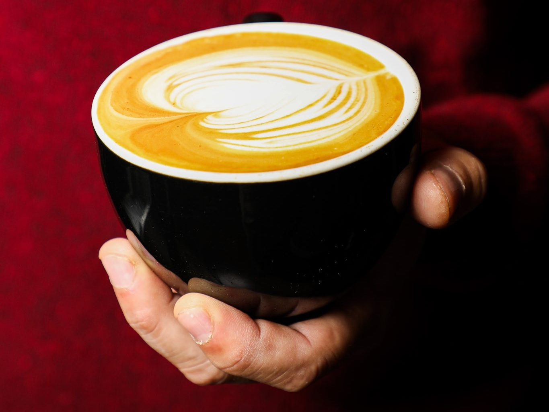 How to Make a Coffee cortado aka un Cortadito