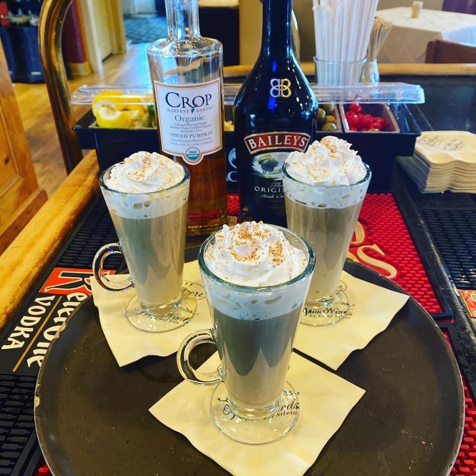 Irish (Organic) Coffee Recipe