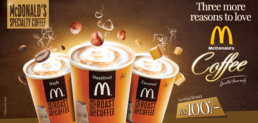 McDonald Coffee