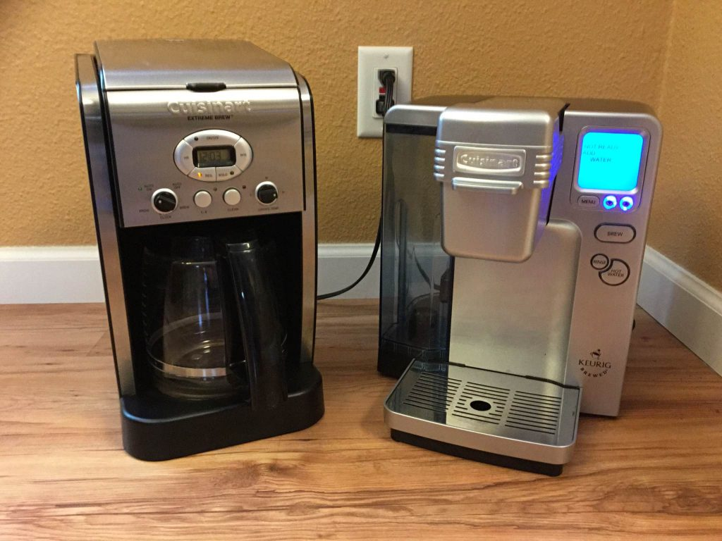Programmable Coffee Makers 1
